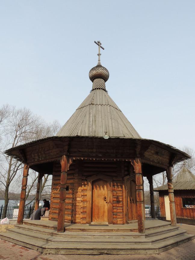 Часовня свт. Филарета, митрополита Московского