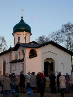 Храм Серафима Саровского в Кожухово