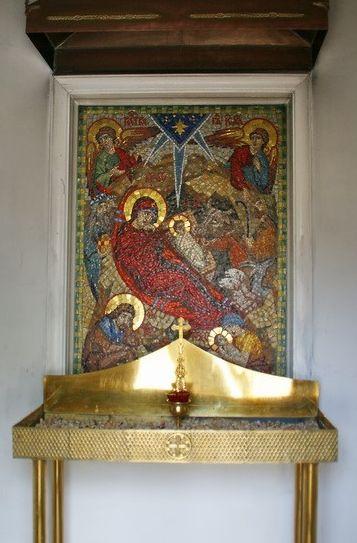 Часовня Новомучеников и Исповедников Косинских