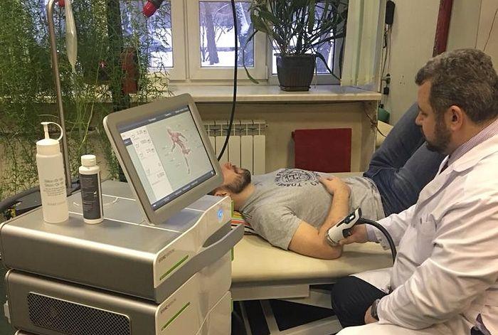 Новое медицинское оборудование в больнице святителя Алексия