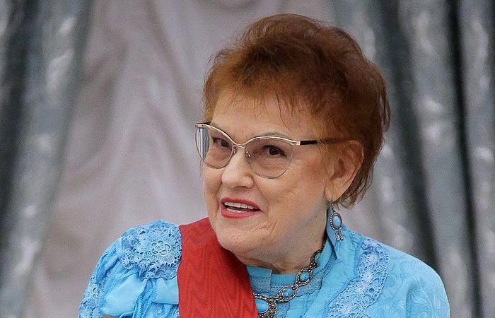 Президент Российской академии образования Людмила Вербицкая, фото: Михаил Метцель/ТАСС