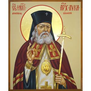 Храм свт. Луки Войно-Ясенецкого при ГКБ №54