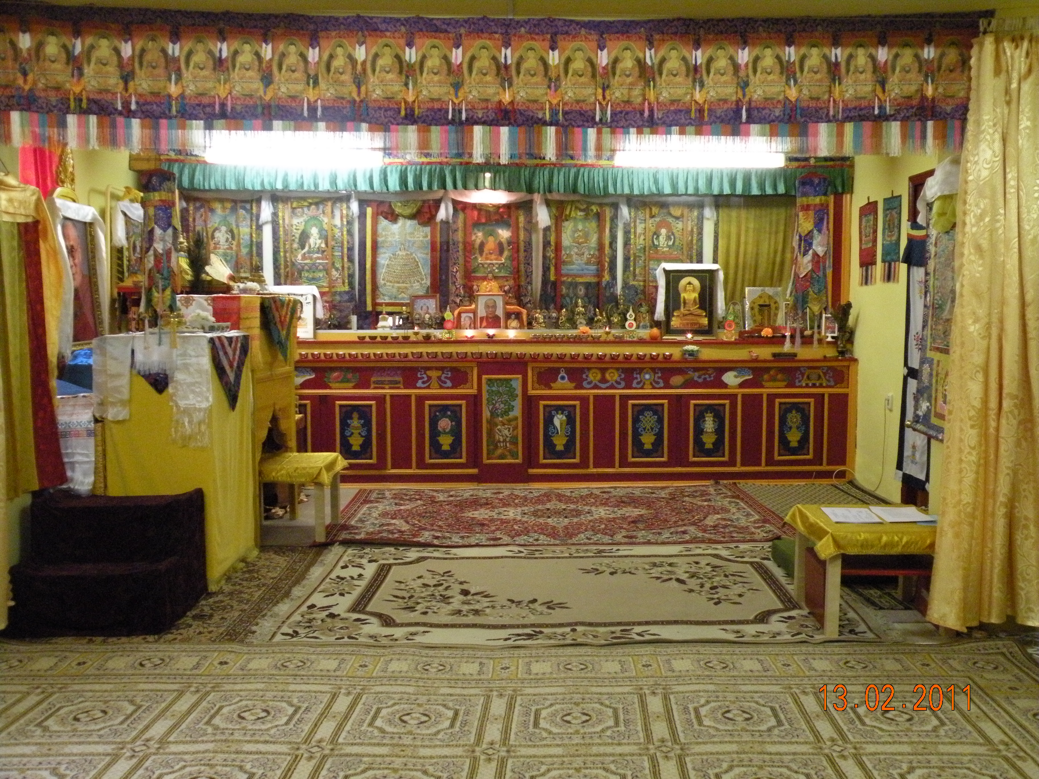Московский Буддийский Центр Ламы Цонкапы