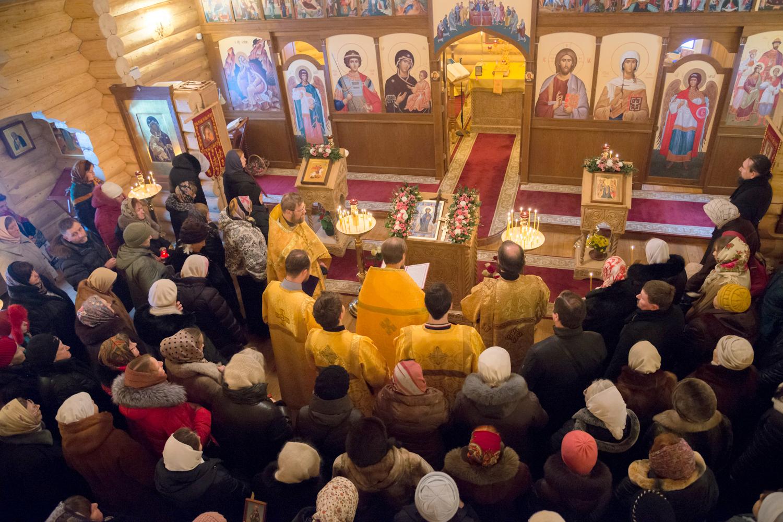 Храм Святой Равноапостольной Нины в Черемушках