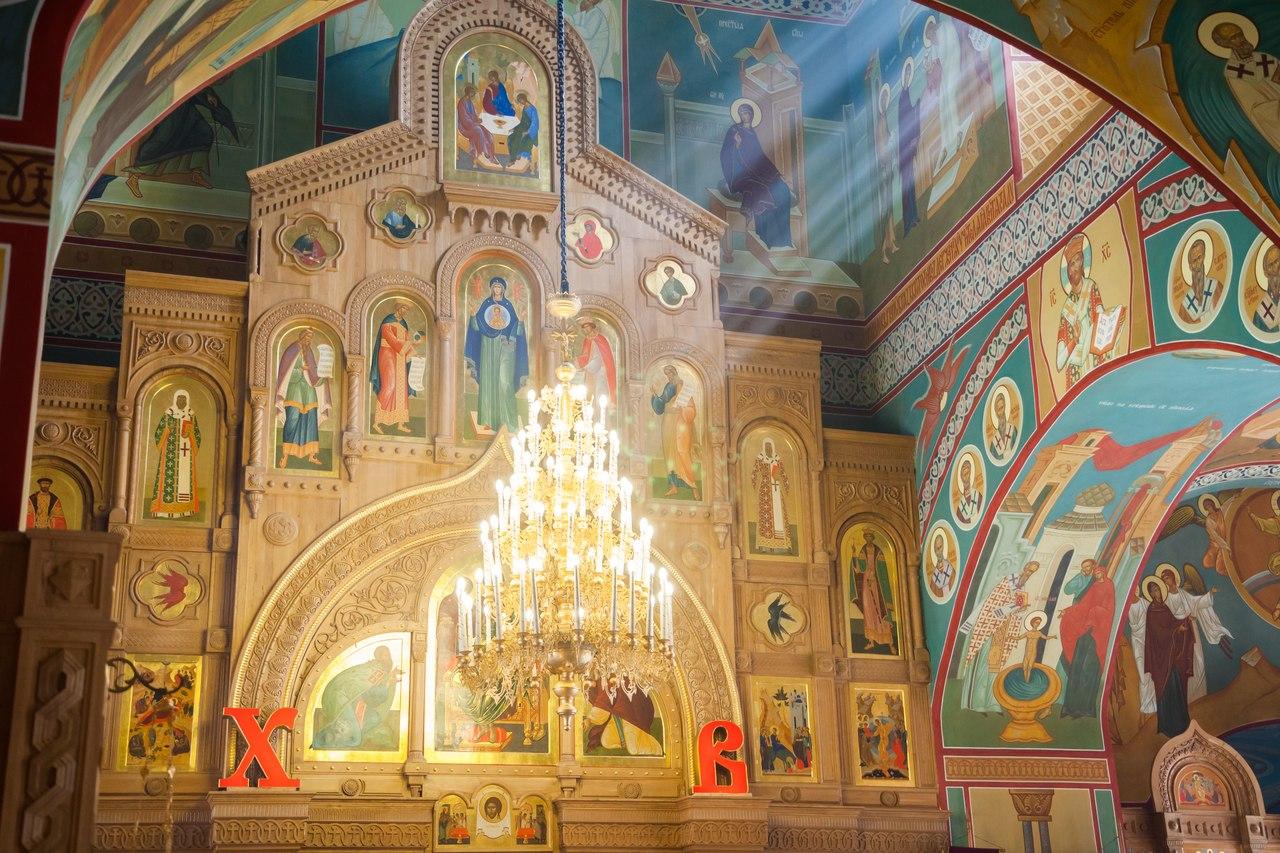 Храм Святителя Николая в Покровском