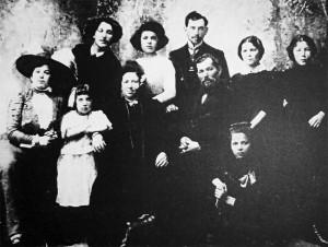 Шагал семья