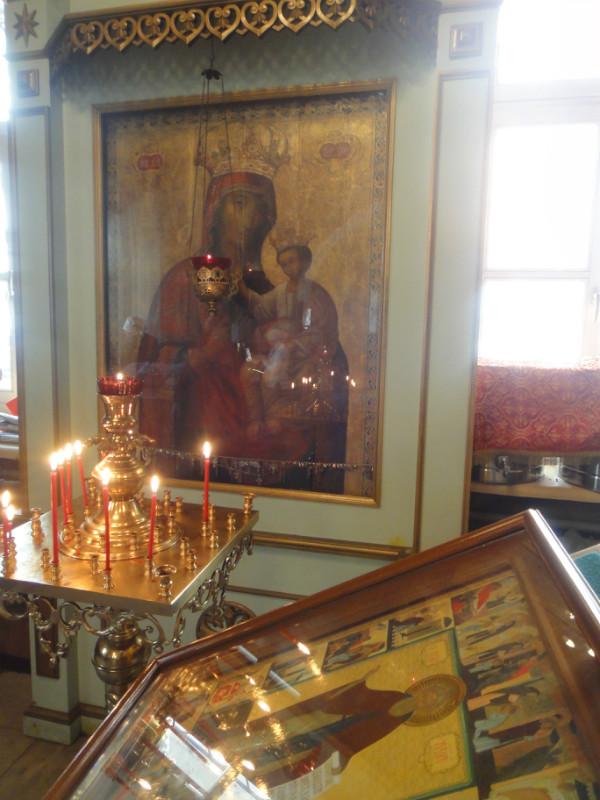 Храм свт. Николая Чудотворца в Подкопаях