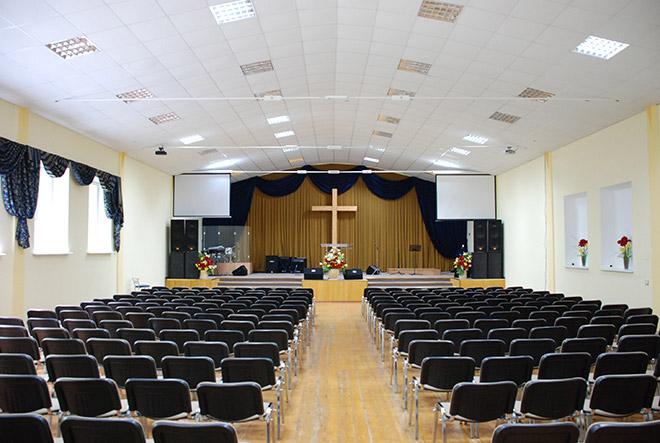 Цыганская церковь ХВЕ «Жизнь и свет»