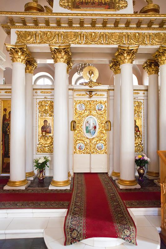 Храм Влахернской иконы Божией Матери в Кузьминках