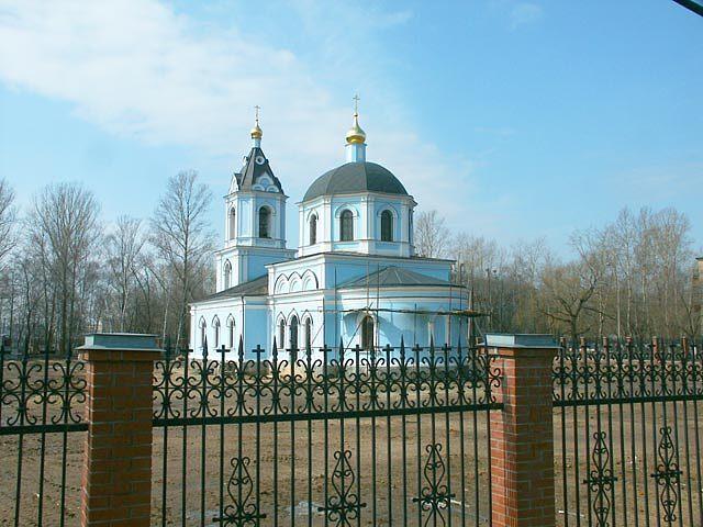 Храм Рождества Пресвятой Богородицы в Капотне