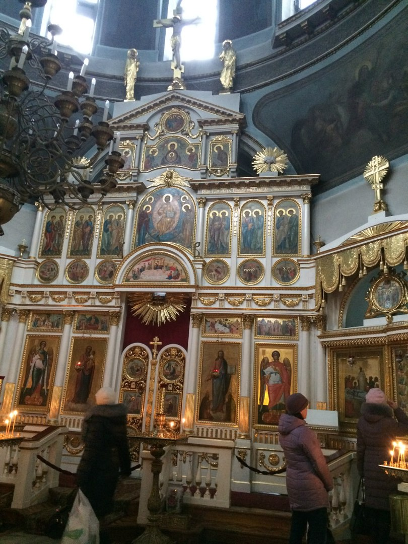 Храм Успения Пресвятой Богородицы в Косино