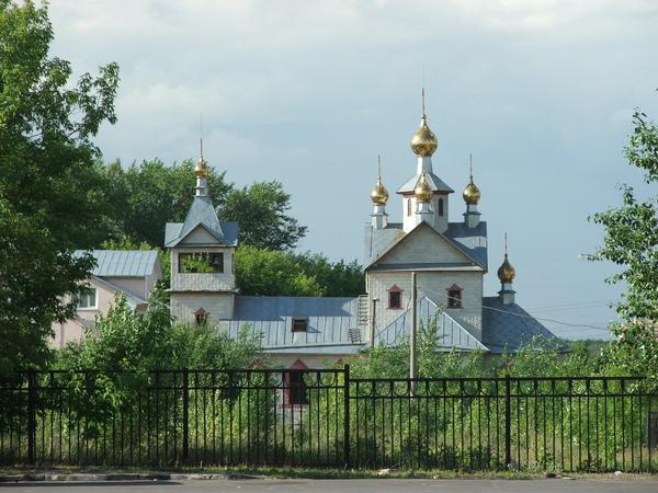Храм свт. Тихона, патр. Московского и всея Руси