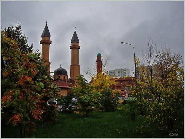 Мечеть «Ярдям»