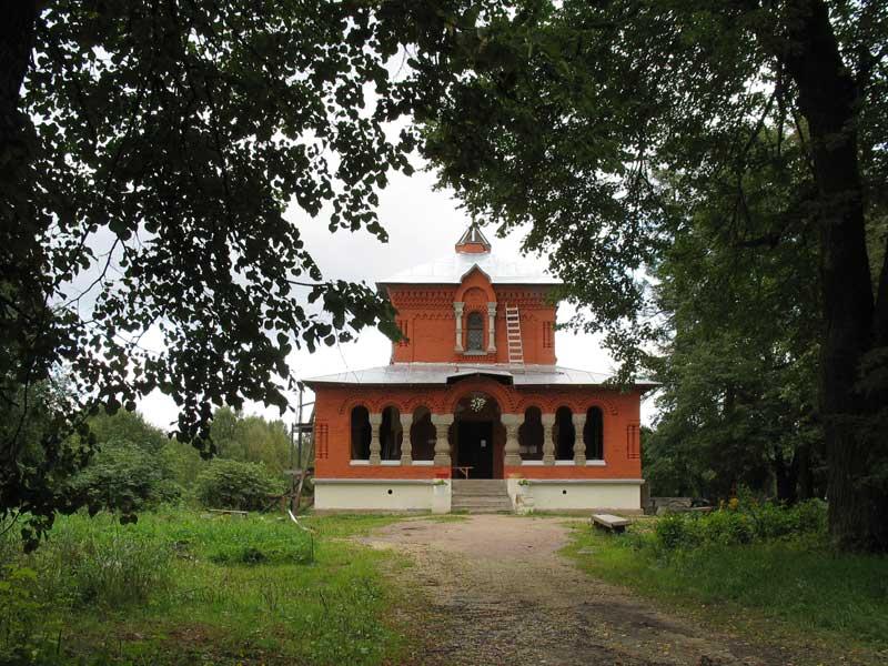 Храм св. кнг. Ольги Москва