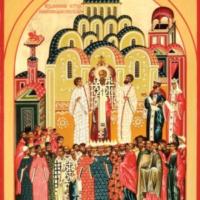 Храм Воздвижения Креста Господня в Митине