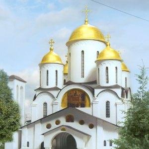 Храм Торжества Православия в Алтуфьево