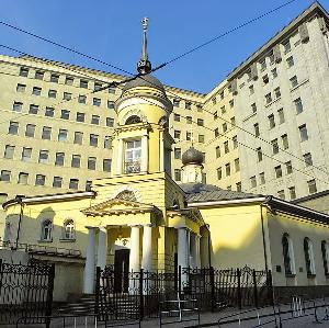 Храм Софии, Премудрости Божией у Пушечного двора