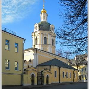 Храм Николая Чудотворца в Звонарях