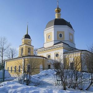 Храм Рождества Христова в Черкизове