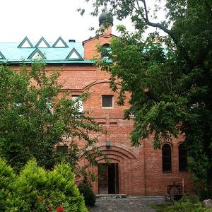 Храм св. Елисаветы Феодоровны на Хуторской