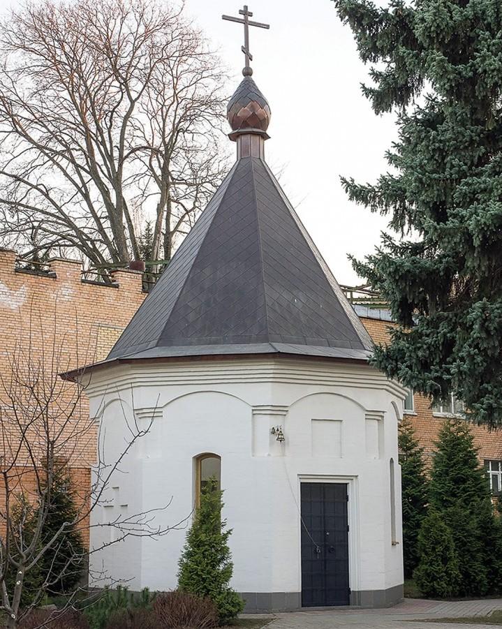 Храм-часовня сщмч. Владимира Амбарцумова