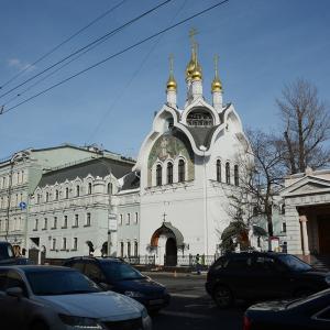 Патриаршее подворье Дивеевского монастыря