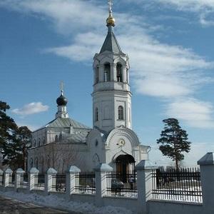 Храм Рождества Христова в Митине