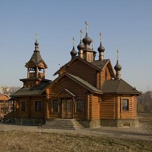 Храм Почаевской иконы Божией Матери в Митине