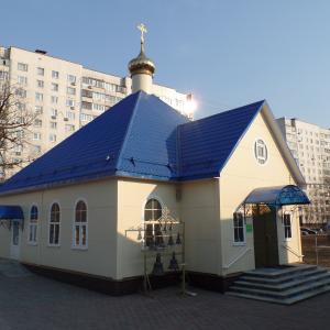 Храм св. Серафима Чичагова и иконы Божией Матери