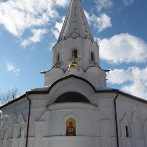 Храм Димитрия Донского в Раеве