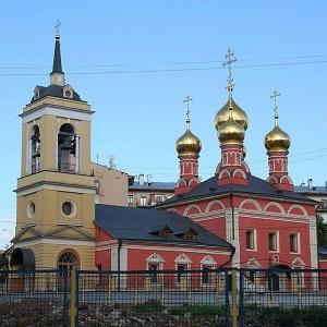 Храм Николая Чудотворца на Щепах