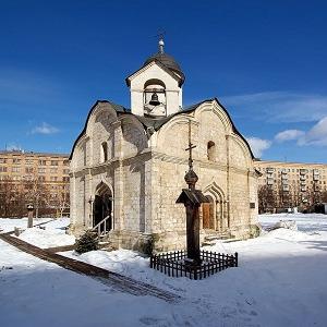 Храм мч.Трифона Апамейского в Напрудном