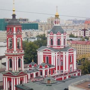 Храм Вознесения Господня за Серпуховскими воротам
