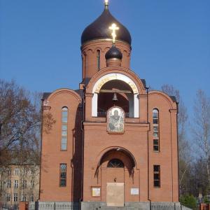 Храм св. великомученицы Варвары