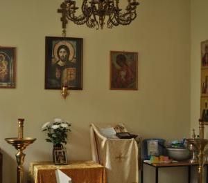 Часовня свт. Луки Войно-Ясенецкого