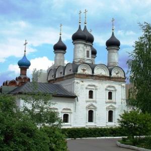 Храм Покрова Пресвятой Богородицы в Братцево