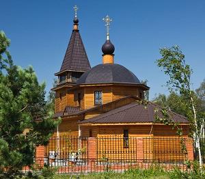 Храм свт. Феодора Едесского