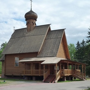 Храм свт. Филарета Московского