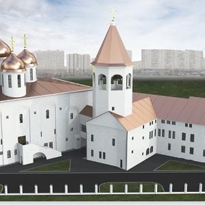 Храм свт. Луки Войно-Ясенецкого