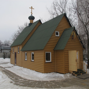 Храм Феодора Тирона в Хорошеве