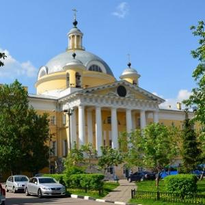 Храм царевича Димитрия Угличского при 1-ой ГКБ