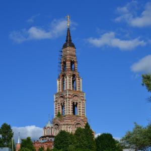 Храм Иоанна Предтечи Иванова Гора