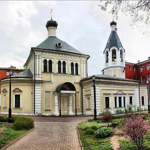 Храм прп. Марона