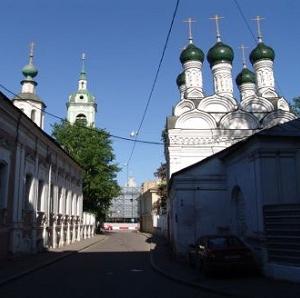 Храм свв. мучеников Михаила и Федора Черниговских
