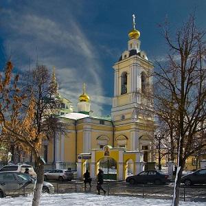 Храм Николая Чудотворца в Кузнецах