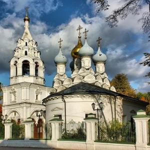 Храм Николая Чудотворца в Пыжах