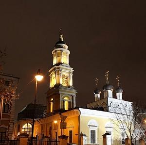Храм Николая Чудотворца в Толмачах