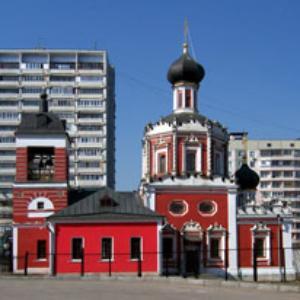 Храм Живоначальной Троицы в Конькове