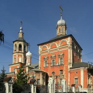 Храм Введения Пресвятой Богородицы в Барашах