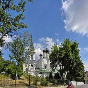 Храм св. кн. Владимира в Старых Садех